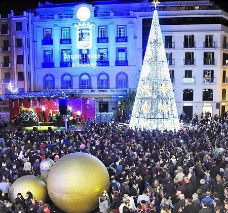 Málaga Nochevieja