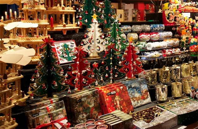 Christmas markets in Malaga - ESTEPONA