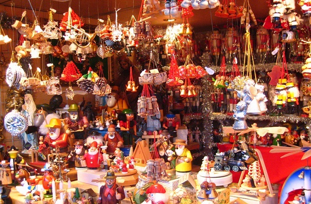 Christmas markets in Malaga - RONDA