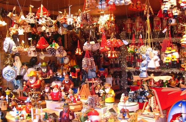 Christmas markets in Malaga - RONDA