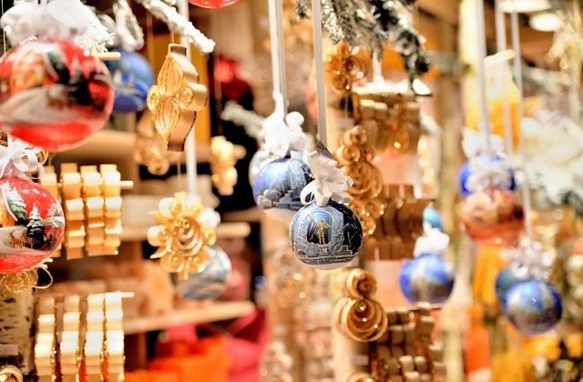 Christmas markets in Malaga - TORROX