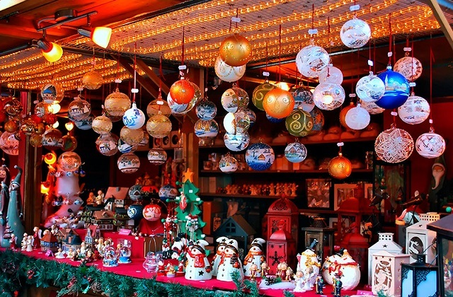 Other Christmas markets in Malaga
