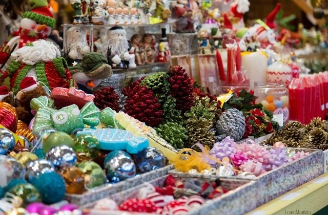 Christmas markets in Malaga - PUERTO BANÚS