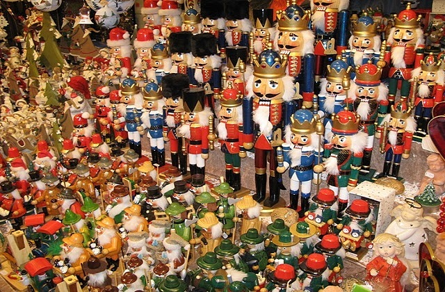 Christmas markets in Malaga -