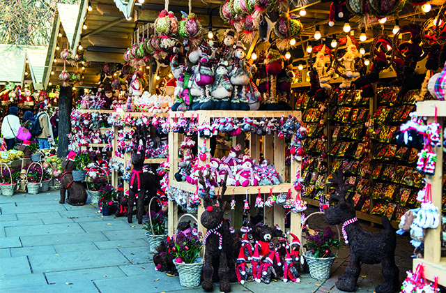 The Best Christmas Markets and Venues to do shopping in Malaga