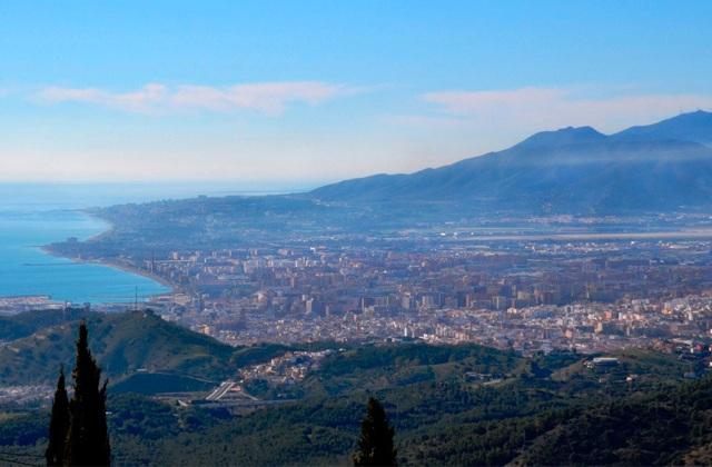 montes de Málaga