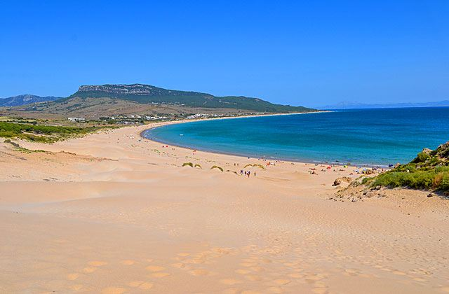 Bolonia beach - dunes