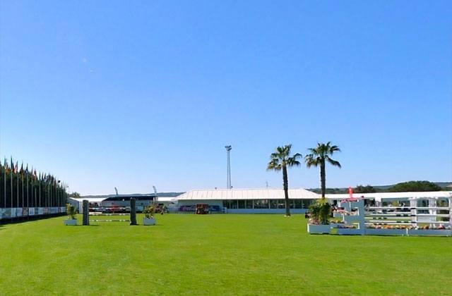 Sunshine Tour, Concurso Hípico Vejer de la Frontera - instalaciones