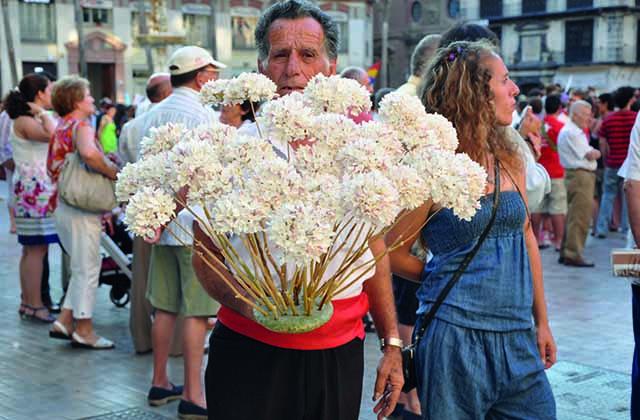Curiosités de Malaga - Biznaga