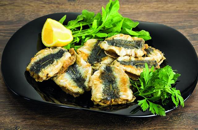 Malaga facts - boquerones - anchovies