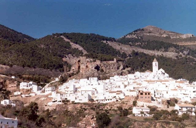Sierra de las Nieves - Casarabonela