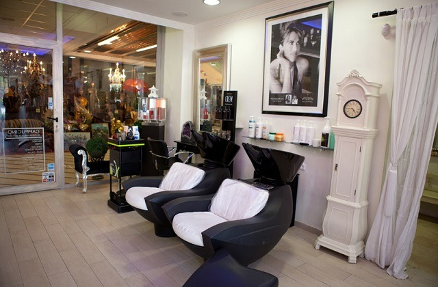 Beauty salons in Marbella - Cappucino hair, beauty and glamour