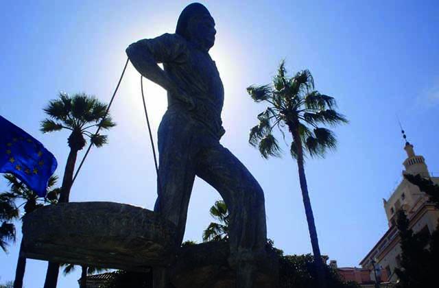 Fakten über Málaga - El cenachero