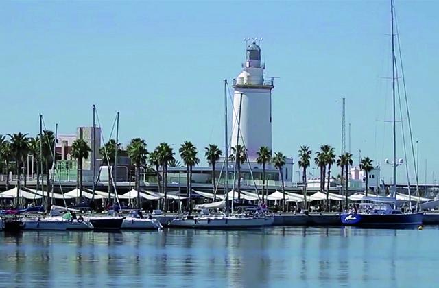 Curiosidades sobre Málaga - La Farola de Málaga
