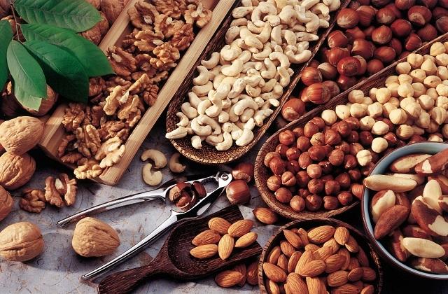 Depurar tu cuerpo con productos autoctonos - Frutos secos