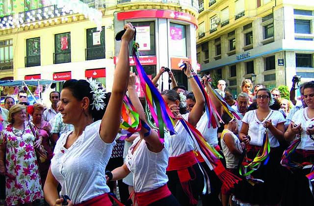 Curiosités de Malaga - Verdiales