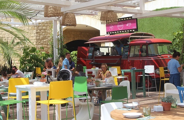 Marché de Levante - Food Trucks