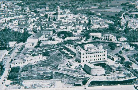 Old Fuerte Marbella 1957