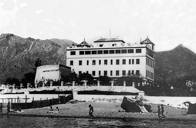 Fuerte Group Hotels celebrates its 60th anniversary in 2017 - Old Fuerte Marbella 1957