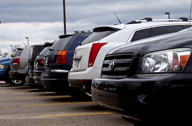 Mercado de Levante -Parking