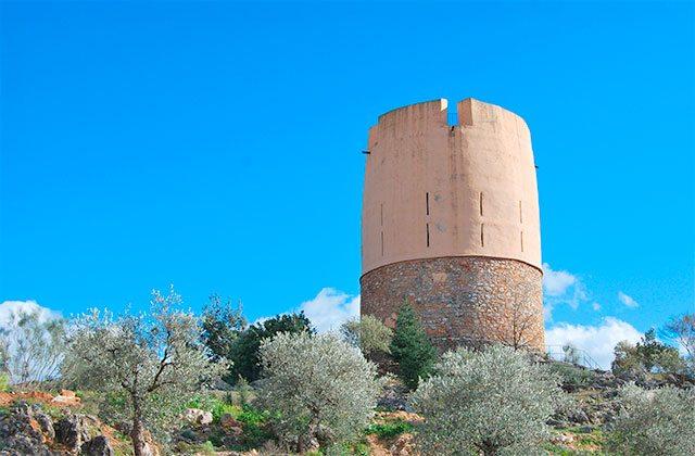 Torre Vigía El Castillo