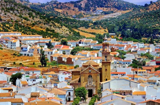 Pueblos de Cádiz - Algodonales