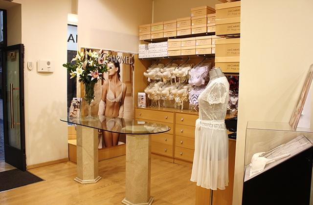 Ir de compras en Cádiz - Azahar lencería centro