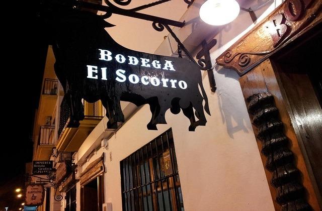 Restaurants und Bars zum Tapas-Essen in Ronda - Bodega El Socorro