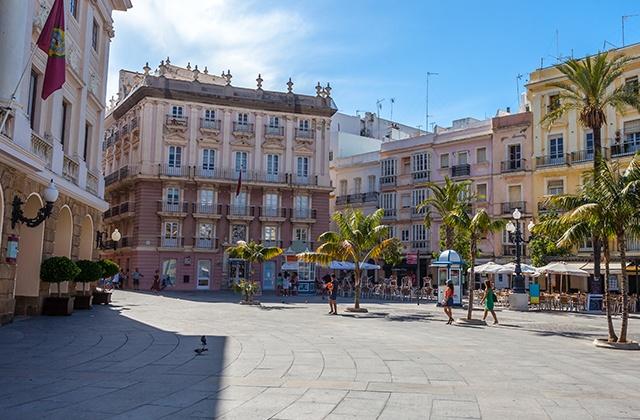 Ir de compras en Cádiz - el centro de Cádiz