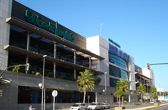 Cadiz Einkaufen - El Corte Inglés