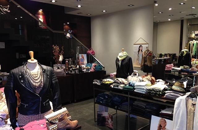 Shopping à Cadix - Cosmopolitan