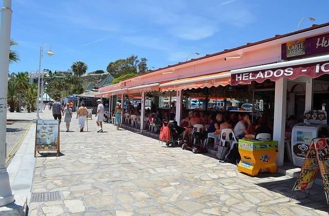 chiringuitos de Torrox y Nerja - Merendero La Barca