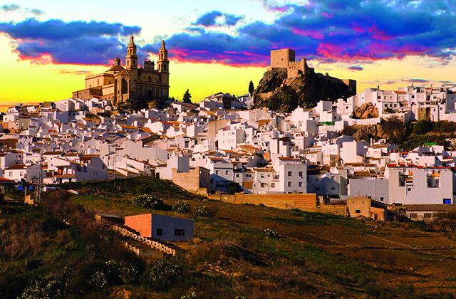 Pueblos de Cádiz - Olvera