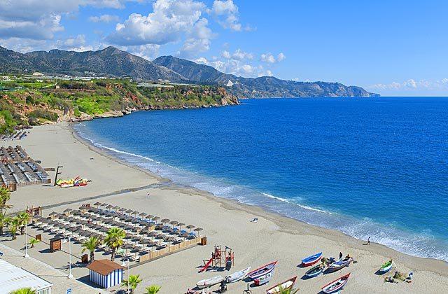 Apartamentos turiristicos Fuerte Calaceite - vista playa
