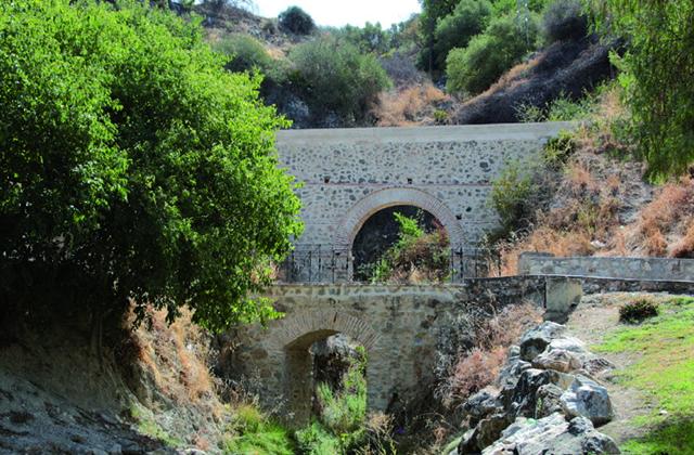 Imperio Romano - acueducto-cartama