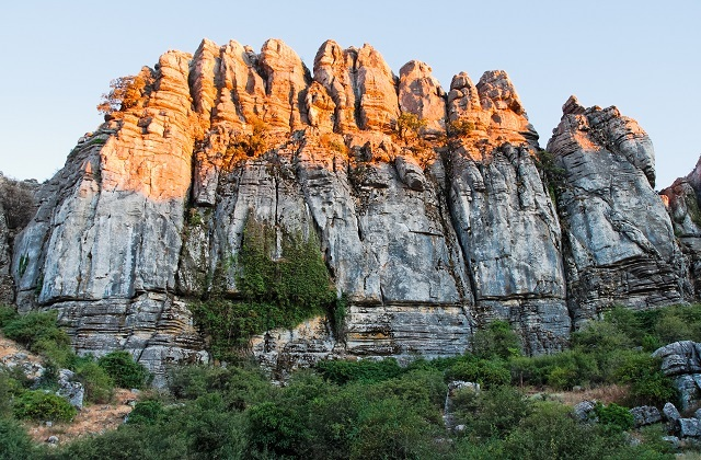 Sunsets in Andalucia - Torcal_de_antequera