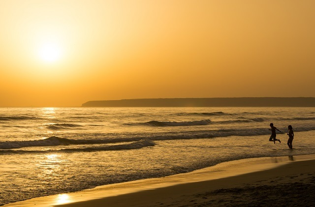 Sonnenuntergänge von Andalusien - Zahara_de_los_Atunes