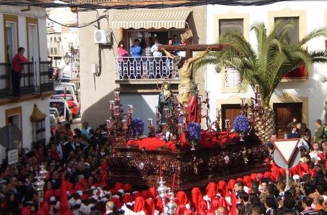Las procesiones de Semana Santa en Andalucía - La Carrerita de San Juan en Alcalá del Valle