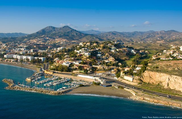 puerto deportivo El Candado Málaga