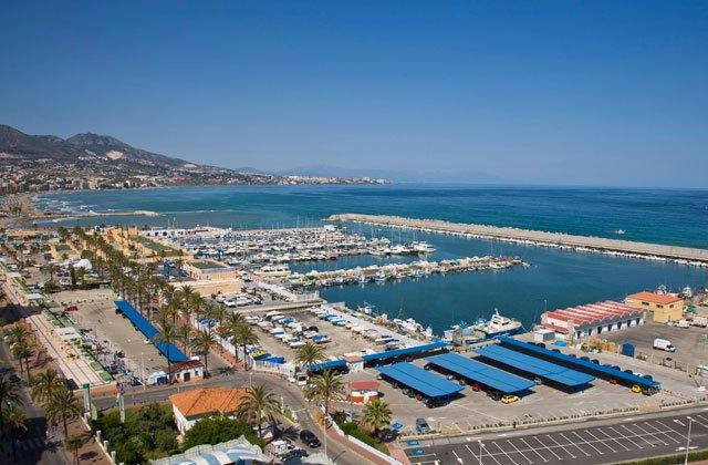 Ports maritimes et de plaisance d'Andalousie - puerto deportivo Fuengirola