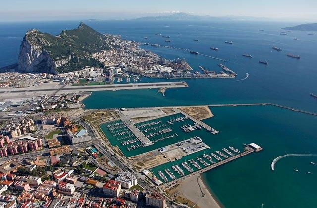 Ports maritimes et de plaisance d'Andalousie - puerto de la alcaidesa