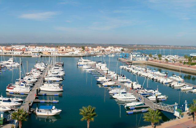Ports maritimes et de plaisance d'Andalousie - Marina isla canela