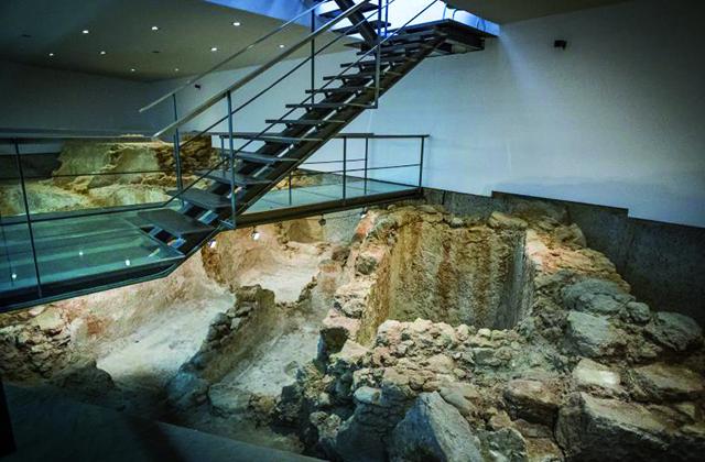 Andalucia's Roman Empire - salting factory