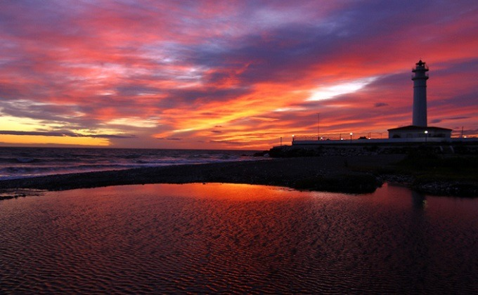 Sunsets in Andalucia - Faro_de_Torrox