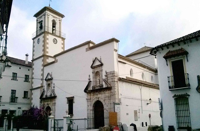 Grazalema Tourism - Iglesia de la Encarnación