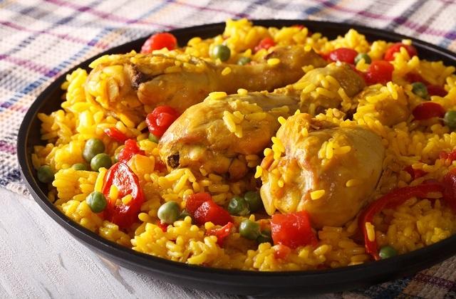 Dónde comer paella en El Rompido y alrededores - La Rinconá