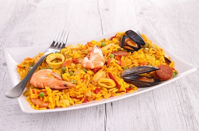 Where to eat paella in El Rompido and its surrounding area - Los Enebrales
