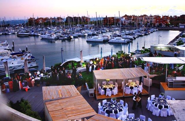Ports maritimes et de plaisance d'Andalousie - Puerto Sherry