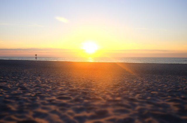 Sonnenuntergänge von Andalusien - punta paloma