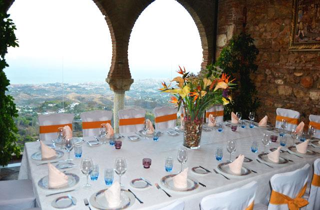 Mijas Pueblo - Restaurante La Alcazaba